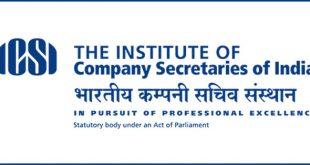 ICSI donates Rs 5 crore to PM Cares Fund