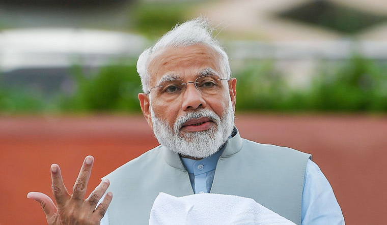 PM to address the nation on 14th April 2020