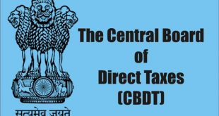 As a relief to MSMEs, I-T refunds worth Rs 5,204 Crore issued in last 10 days: CBDT