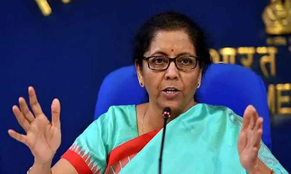 Sitharaman on Rs 20 lakh crore economic package: Key points