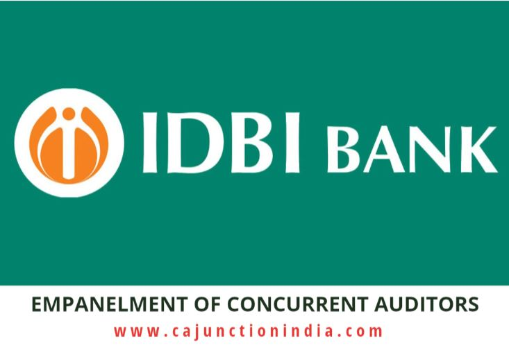 IDBI bank invites applications for empanelment of Concurrent Auditors (Read Tender Document)