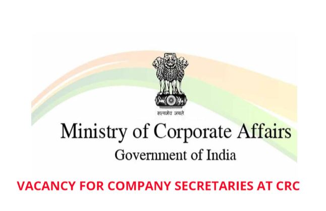 Career opportunities for young company secretaries